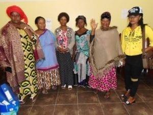 Solidaritetsgruppen Donel i Kongo